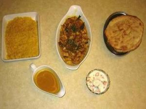 Big Dave's Keralan Fish Curry