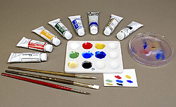 A type of paint(ing)