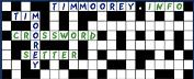 Tim Moorey – Crossword Setter